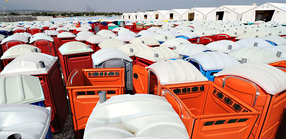 Champion Portable Toilets in Orland Park, IL